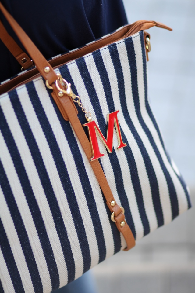 style the girl nautical