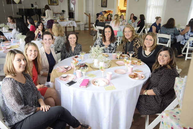 style the girl baby shower